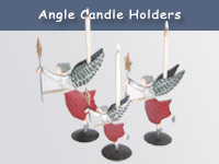 Angle Candle Holders
